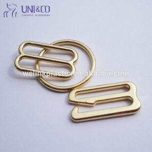 06ba9034e2 China Lingerie Accessories Metal Swimwear Ring Slider Hook Bra Strap ...
