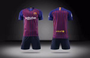 f5c599b3b China 18/19 Soccer Sets Blank Style Soccer Jerseys & Shorts Football ...