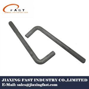 China Steel L Anchor Bolt, Steel L Anchor Bolt Manufacturers