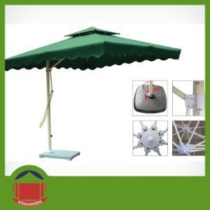 106d047e5a China Square Garden Umbrella with Stand - China Garden Umbrella ...
