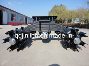 Spoke Bogie Suspension to Middle East pictures & photos