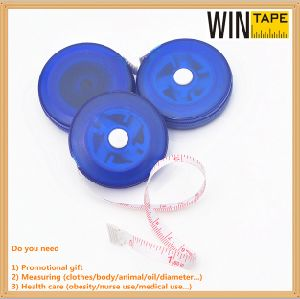150inch/60inch Tape Measure Gift Clothing Costomising Bra Branded Tape Measure Upon Your Design and Logo pictures & photos