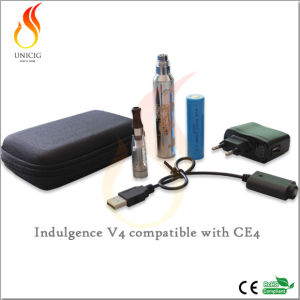 Indulgence V4 Stainless Steel Set with 18650 Battery