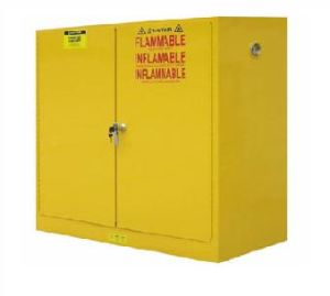 Chemical U0026 Industrial Safety Cabinet, For Flamable Liquids Storage, Fire  Resistant, Adjustable