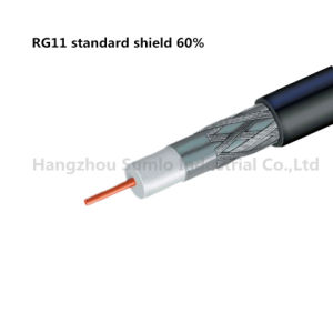 Coaxial Cable Rg11 Standard Shield pictures & photos