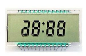TN LCD Module for Timer