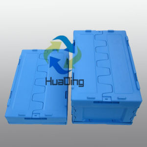 530*365*250 Plastic Available for Folding Container pictures & photos
