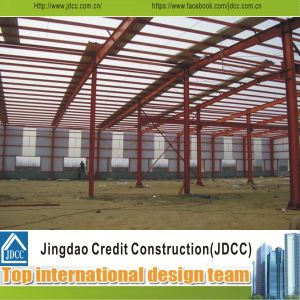 Orange Anti-Corrosion Painting Steel Structures pictures & photos