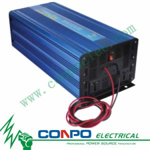 CZ-6000c 6000W Pure Sine Wave Inverter with Charger pictures & photos