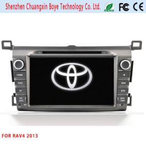 Two DIN Universal Car DVD Player for RAV4 2013