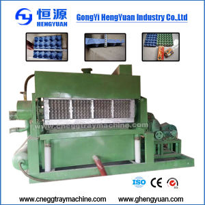 Top Seller Paper Pulp Moulding Egg Tray Machine