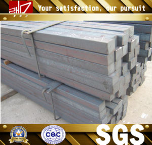 Ss400 Hot Rolled Steel Billet (100mm)