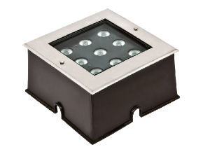 Quadrate 9W LED Underground Light
