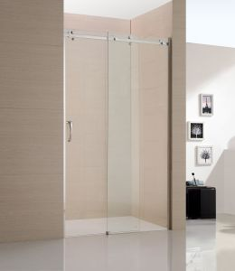 1 Sliding Door 1 Fixed Panel S. S Shower Screen / Shower Door