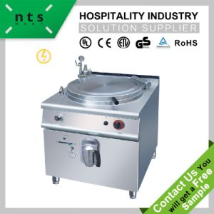Electric Boiling Pan for Hotel & Restaurant & Catering Kitchen Equipment pictures & photos