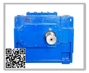 Ball Mill Industrial Helical Gearbox