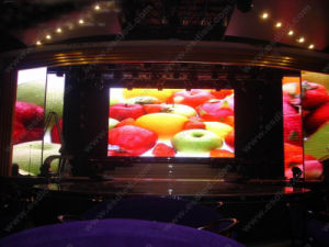 Eastar-Mini Series P6 Indoor Full Color LED Display Screen for Advertising and Rental