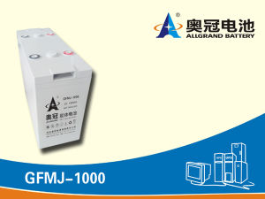 UPS Battery 2V1000ah / Gel Battery / Rechargeable Battery