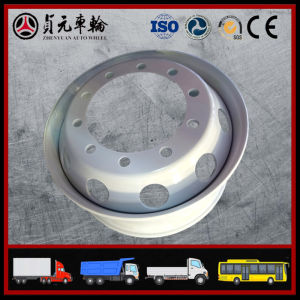 FAW Cnhtc 6X4, 6X2 Heavy Duty Dump Truck, Light Weight Wheel Rim D852 9.00X22.5 11mm Manufacturer Zhenyuan