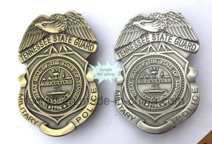 2017 New Police Badges
