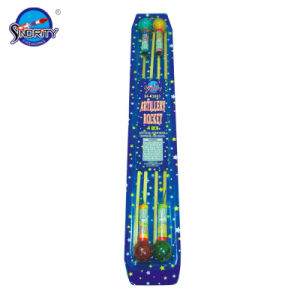 Sf-R3003 Artillery Ball Rocket Fireworks