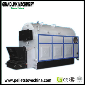 Small Industrial Biomass Pellet Fired Steam Boiler for Sale