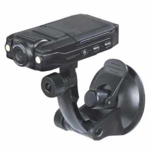 LED Lights Car DVR DVR Black Box P5000 with Korea Language Ect (FLY-DVR-P5000)