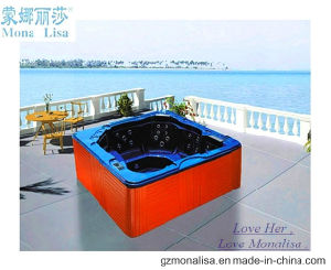 Hot Sales Outdoor Bathtubs for Jacuzzi SPA (M-3345) pictures & photos