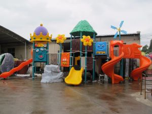 Fisher Price Outdoor Playground Equipment, Outdoor Playground Price (TY-9035B) pictures & photos