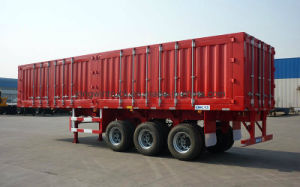 China Brand 3 Axles Cargo Semi