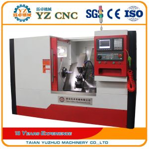 60 Slant Bed China CNC Auto Lathe Machine pictures & photos