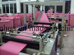 High Quality Non Woven Production Line SMS 4200mm pictures & photos