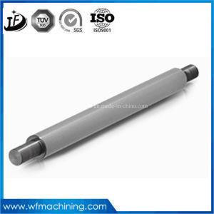Heat Treatment Steel Machining/Machined Roller Shaft with CNC Machining