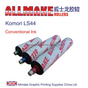 Komori Conventional Ink Rollers (LS44)