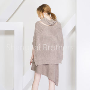 Ladies Fashion Cashmere Sweater 16braw317 pictures & photos