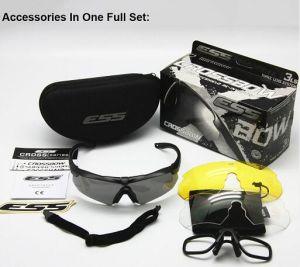 ESS Crossbow Military Tactical Ballistic Shooting Glasses Googles