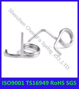 ISO9001 Ts16949 High Quality Torsion Spring