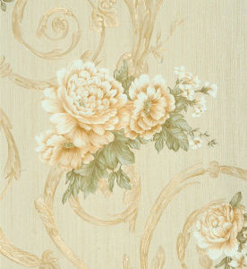Wall Decoration Wallpaper with Cec Certificate Dh101