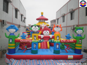 2014 Asian Inflatable Funland (XRFC-526)