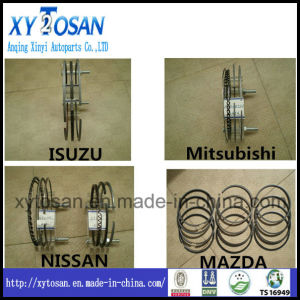Piston Ring for Japanese Cars Isuzu, Mit, Nissan, Mazda Series pictures & photos