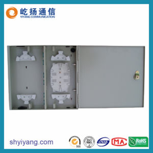 24 Cores′ Fiber Optic Terminal Box (wall mounting)