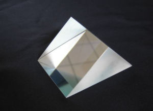 CaF2 Right-Angle Prism