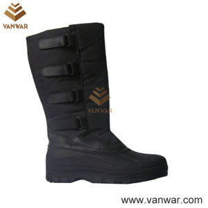 Nylon Oxford Waterproof Snow Boots (WSB012) pictures & photos