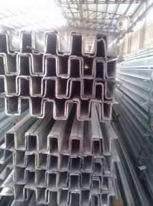 Channel Steel Profile (factor price) pictures & photos