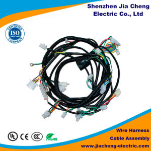 china 10 year u2032s qualified supplier custom wire harness for car audio rh jiacheng electric en made in china com