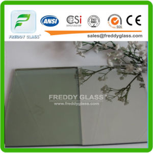 4mm Dark Blue Reflective Glass/Tinted Reflective Glass/Colored Reflecitve Glass pictures & photos