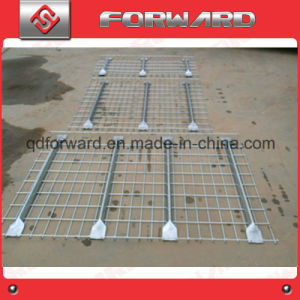 Galvanized Racking Steel Wire Mesh Decking pictures & photos