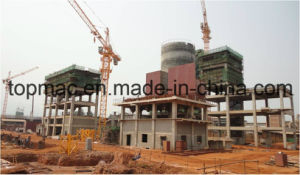 Tower Crane for Africa Construction Project pictures & photos