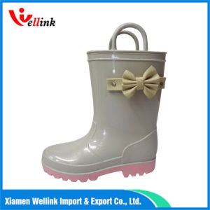 2017 Hot Style Ladies Rb Rubber Rainboot