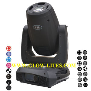 15r 330W / 17r 350W Platinum Beam & Spot & Wash 3in1 Moving Head Light / More Powerful Than 1200W Moving Head (GL-6330)